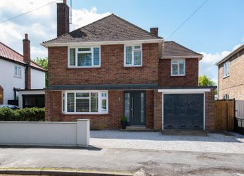 Thumbnail 4 bed detached house for sale in Maple Grove, Spalding