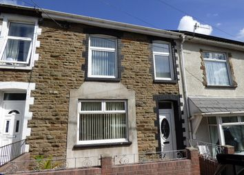 Thumbnail 3 bed terraced house for sale in Dunraven Place, Ogmore Vale