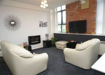Thumbnail 2 bed flat to rent in Valley Mill, Cottonfields, Bromley Cross, Bolton
