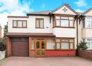 Thumbnail 4 bed semi-detached house for sale in Bushbury Road, Fallings Park, Wolverhampton