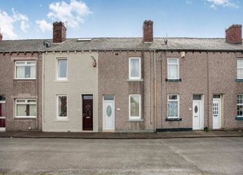 Thumbnail 2 bed terraced house for sale in Mary Street, Silloth, Wigton