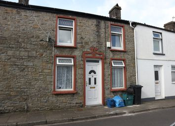 Thumbnail 2 bed terraced house for sale in Nightingale Street, Abercanaid, Merthyr Tydfil