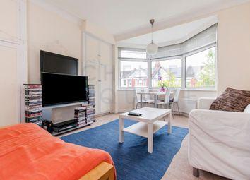 Thumbnail 3 bedroom flat to rent in Chandos Road, Willesden Green