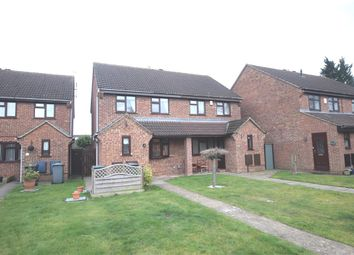Thumbnail 3 bed semi-detached house for sale in Oak Close, Wootton, Bedford