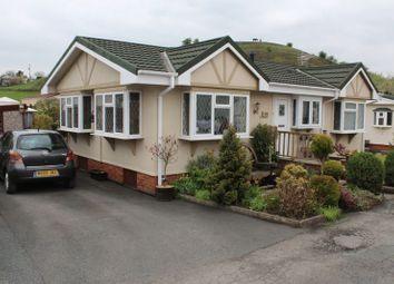 Thumbnail 2 bed detached bungalow for sale in Hollingworth Lake Caravan Park, Littleborough, Rochdale