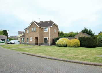 Thumbnail 4 bed detached house for sale in Littlecotes, Mile End, Colchester, Essex