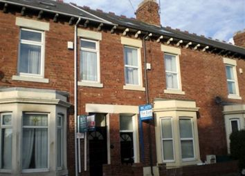 Thumbnail 6 bedroom terraced house to rent in Cardigan Terrace, Heaton, Newcastle Upon Tyne
