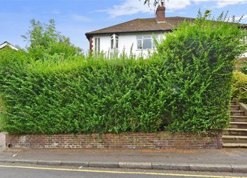 Thumbnail 2 bed maisonette for sale in Crescent Road, Caterham, Surrey