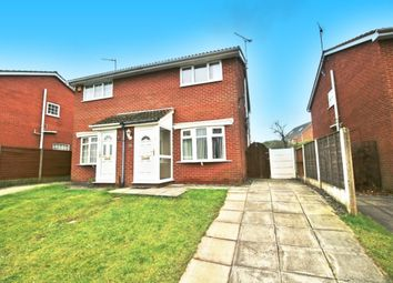 Thumbnail 2 bedroom semi-detached house for sale in Blaydon Park, Skelmersdale