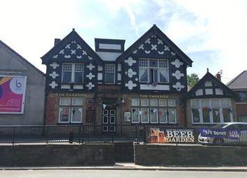 Thumbnail Pub/bar to let in Parkside Hotel, 281 Bury Old Road, Prestwich, Lancashire