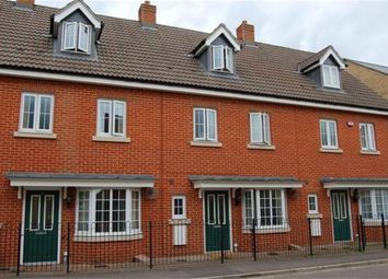 Thumbnail 4 bed detached house to rent in Reeve Road, Stansted, Essex