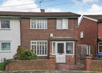 Thumbnail 3 bed end terrace house for sale in Luffield Road, London