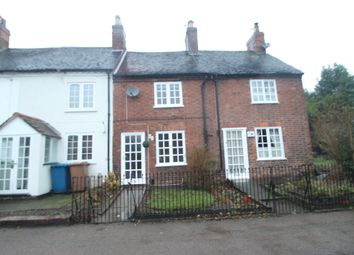 Thumbnail 1 bed terraced house to rent in Christchurch Lane, Lichfield