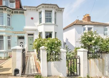 Thumbnail 4 bedroom end terrace house to rent in Princes Road, Brighton