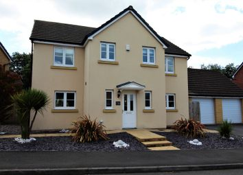 Thumbnail 5 bed detached house for sale in Parc Penderi, Penllergaer, Swansea
