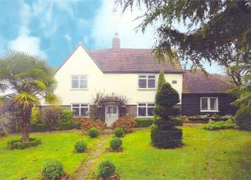Thumbnail 3 bed detached house for sale in Stewards Green Road, Epping, Essex