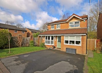 Thumbnail 3 bed detached house for sale in Woodthorn Close, Daresbury, Warrington
