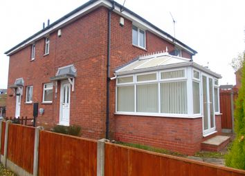 Thumbnail 1 bed town house to rent in Larchdale Close, Broadmeadows, South Normanton, Alfreton