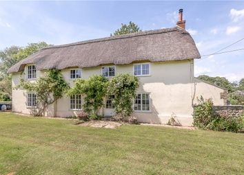 Thumbnail 4 bedroom detached house for sale in Buckland Newton, Dorchester