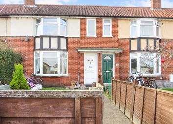 Thumbnail 3 bed terraced house for sale in Beeching Road, Norwich