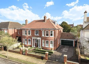 Thumbnail 6 bed detached house for sale in Pemberley Avenue, Bedford