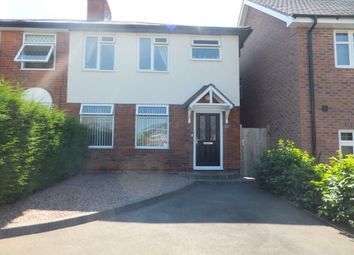 Thumbnail 3 bed semi-detached house to rent in Beacon Gardens, Lichfield