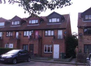 Thumbnail 1 bed maisonette for sale in Wallace Close, Thamesmead, London