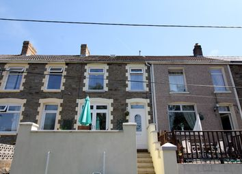 Thumbnail 3 bed terraced house for sale in Hillside Terrace, Waunlwyd, Ebbw Vale