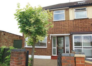 Thumbnail 3 bed terraced house to rent in Alfred Road, Aveley, South Ockendon