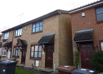 Thumbnail 2 bed end terrace house to rent in Siskin Close, Borehamwood