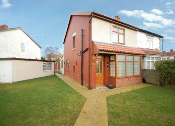 Thumbnail 3 bedroom semi-detached house for sale in Marton Drive, Blackpool, Lancashire