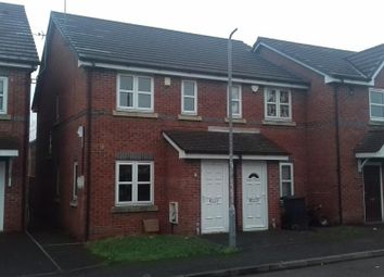 Thumbnail 3 bed semi-detached house for sale in Pennington Square, Leigh