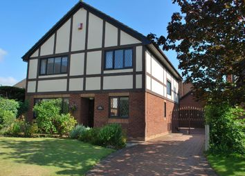 Thumbnail 4 bedroom detached house for sale in The Cloisters, Blackpool, Lancashire