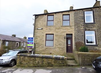 Thumbnail 3 bed end terrace house for sale in Hall Road, Trawden, Colne