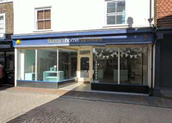 Thumbnail Retail premises to let in 16-17 Cliffe High Street, Lewes, East Sussex