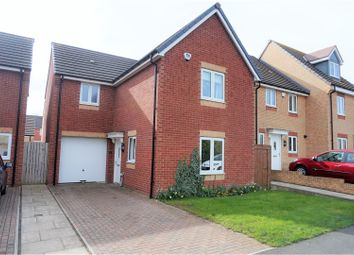 Thumbnail 3 bed detached house for sale in Greenvale Avenue, Newcastle Upon Tyne