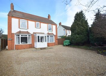Thumbnail 3 bed detached house for sale in Stratford Road, Roade, Northamptonshire