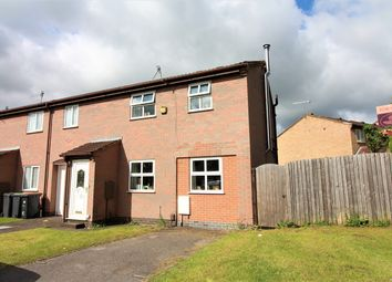 Thumbnail 2 bed semi-detached house for sale in Shelley Close, Nuthall, Nottingham