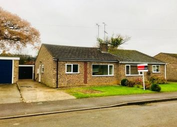 Thumbnail 2 bed detached bungalow to rent in Heath Close, Milcombe, Banbury