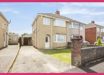 Thumbnail 3 bedroom semi-detached house for sale in Dorset Crescent, Newport