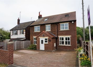 Thumbnail 5 bed detached house for sale in Brandy Carr Road, Kirkhamgate, Wakefield
