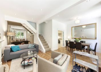 Thumbnail 3 bed mews house to rent in Albion Mews, Hyde Park Estate, London