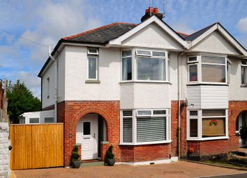 3 bed semi-detached house for sale in Glencoe Road, Parkstone, Poole BH12