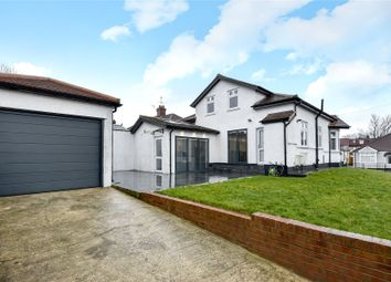 Thumbnail 3 bed detached bungalow for sale in Hillview Road, Chislehurst
