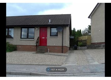 Thumbnail 1 bed semi-detached house to rent in Bellwood Drive, Aboyne AB345Qg