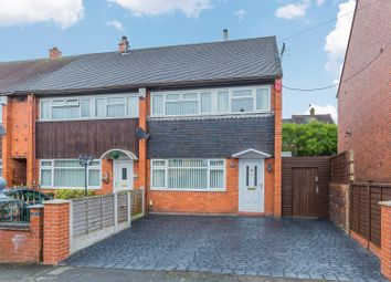Thumbnail 3 bed town house for sale in Tiverton Road, Stoke-On-Trent