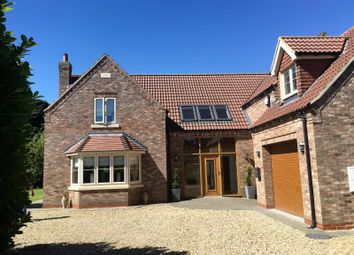 Thumbnail 4 bed detached house for sale in Grantham Avenue, Grimsby