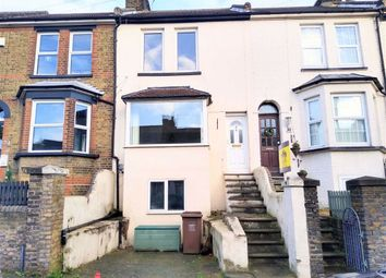 Thumbnail 3 bed terraced house to rent in Gravesend Road, Strood, Rochester