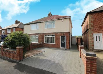 Thumbnail 2 bed semi-detached house for sale in Mansfield Lane, Calverton, Nottingham