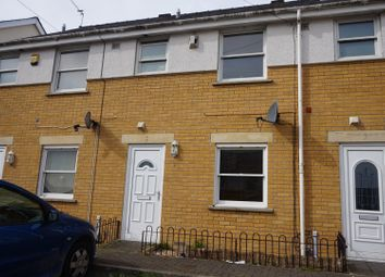 Thumbnail 3 bedroom terraced house for sale in Holborn Close, Holyhead